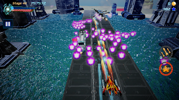 Screenshot 3: Galaxy Airforce War