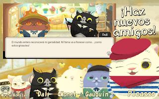 Screenshot 3: Cats Atelier: Puzles Pintorescos