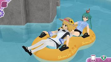 Screenshot 4: 少女都市 3D