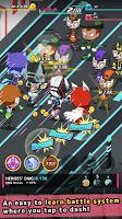 Screenshot 2: Dash Heroes