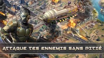 Screenshot 4: Z Day: Guerre des Armée   MMO de Stratégie