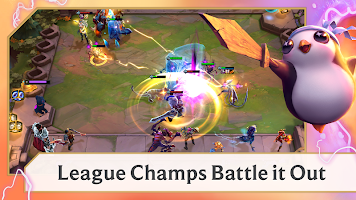 Screenshot 1: Teamfight Tactics: Jeu de Stratégie League of Legends