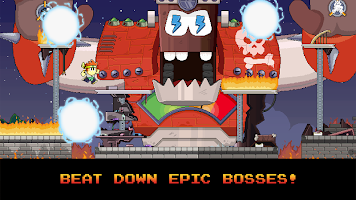 Screenshot 2: Dan the Man: Action Platformer