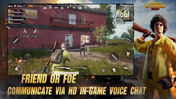 Screenshot 2: PUBG Mobile (Global)