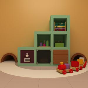 Icon: 逃離玩具房