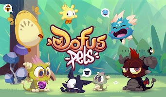 Screenshot 1: DOFUS Pets
