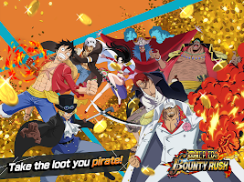 Screenshot 1: ONE PIECE Bounty Rush