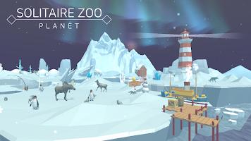Screenshot 4: 솔리테어 Zoo Planet