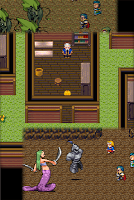 Screenshot 1: 百貨店RPG