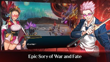 Screenshot 2: Soul Ark: Brave and Fate