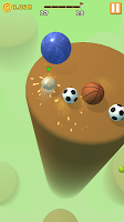 Screenshot 3: Ball Action