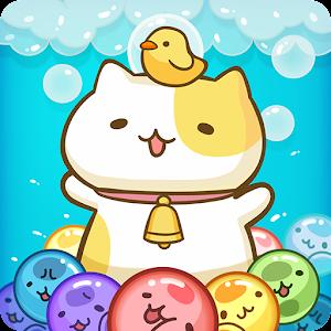Icon: MitchiriNeko Bubble~아기자기한 슈팅 퍼즐~