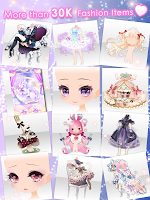 Screenshot 2: Star Girl Fashion:CocoPPa Play