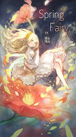 Screenshot 1: Spring Fairy - Tap Run