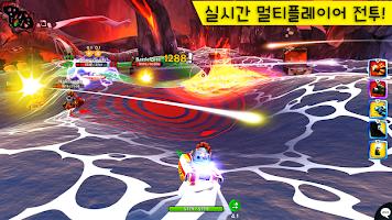 Screenshot 1: Battle Bay