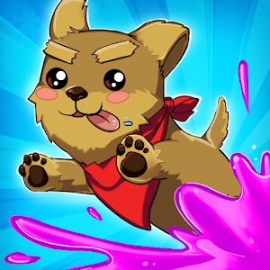Icon: Super Splat Dogs: Color Battle Tamagotchi
