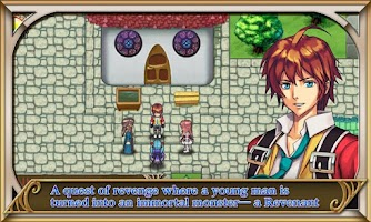 Screenshot 1: RPG Revenant Saga