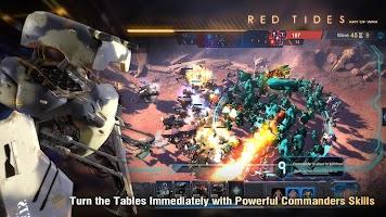 Screenshot 4: Art of War: Red Tides (Global)