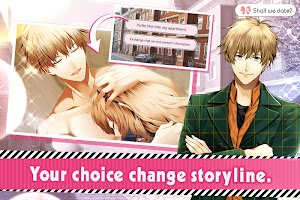 Screenshot 4: Guard me, Sherlock! - otome game