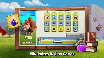 Screenshot 3: Clash of Clans
