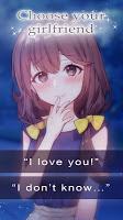 Screenshot 2: Love is a Canvas : Anime Girlfriend Game