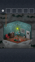 Screenshot 1: Christmas ~escape room~