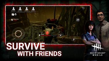 Screenshot 3: Dead by Daylight Mobile