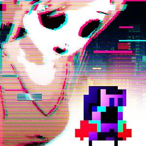 Icon: DERE EVIL EXE: Meta Horror Pixel Platformer