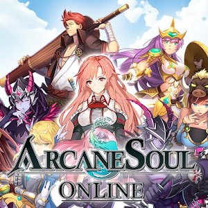 Icon: Arcane Soul Online: Revolution