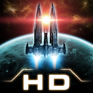Icon: Galaxy on Fire 2™ HD