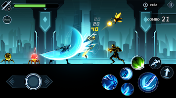 Screenshot 1: Overdrive II - Shadow Legion