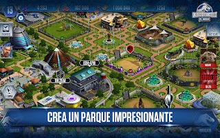 Screenshot 3: Jurassic World™: el juego