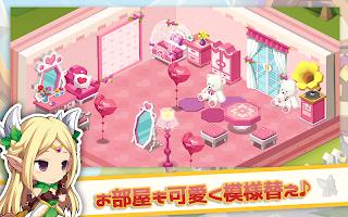 Screenshot 3: ファンタジーファーム~ようせい島のボクとキミ~