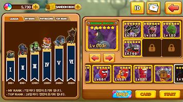 Screenshot 2: 라바히어로즈 : 배틀 리그전