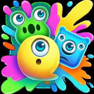 Icon: ぷちプチゴースト★パズルゲーム!