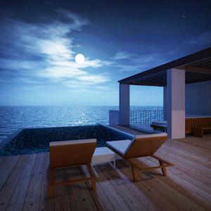 Icon: Can you escape Villa Maldives