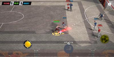Screenshot 4: 익스트림 풋볼