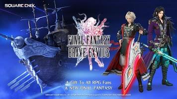 Screenshot 1: FINAL FANTASY BRAVE EXVIUS | English