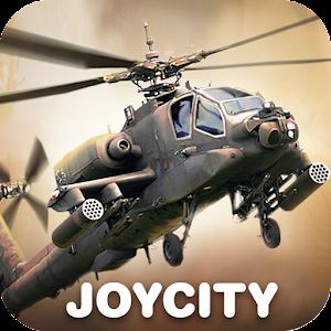 Icon: GUNSHIP BATTLE:直升機 3D Action