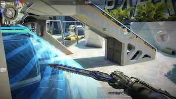 Screenshot 3: 無限行動 :未來的射擊遊戲