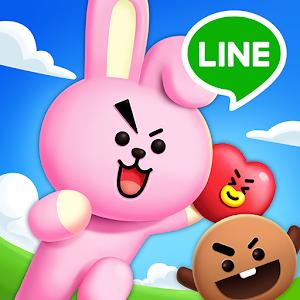 LINE HELLO BT21