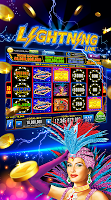 Screenshot 2: Heart of Vegas - Casino Slots