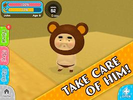 Screenshot 1: Raising Ojipockle