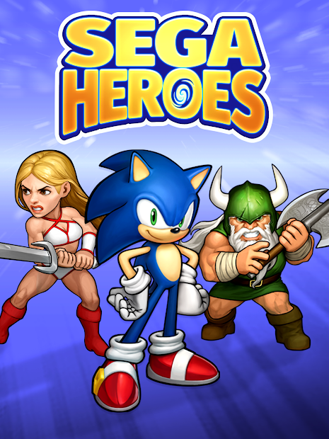 Download] SEGA Heroes - QooApp Game Store