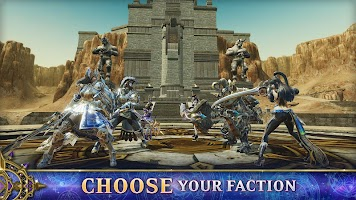 Screenshot 2: AxE: Alliance vs Empire | Global
