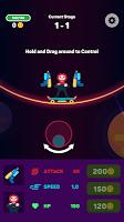 Screenshot 1: Skate Shooter: Galaxy Attack