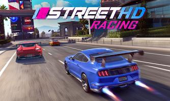 Screenshot 1: Street Racing HD
