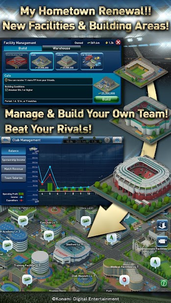 Download] PES CLUB MANAGER - QooApp Game Store
