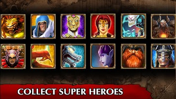 Screenshot 2: Legendary Heroes MOBA
