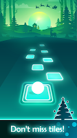 Screenshot 4: Tiles Hop: Endless Music Jumping Ball